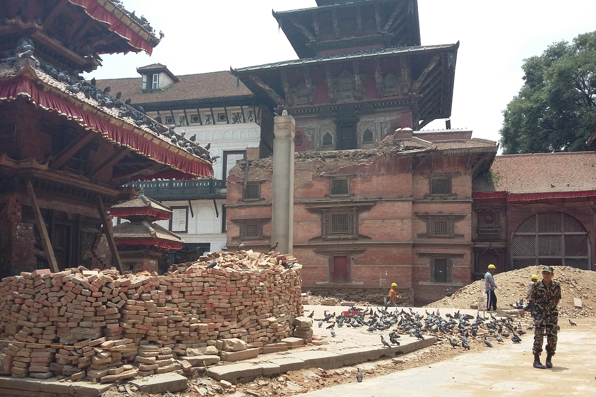 Heritage Disaster Tours in Nepal