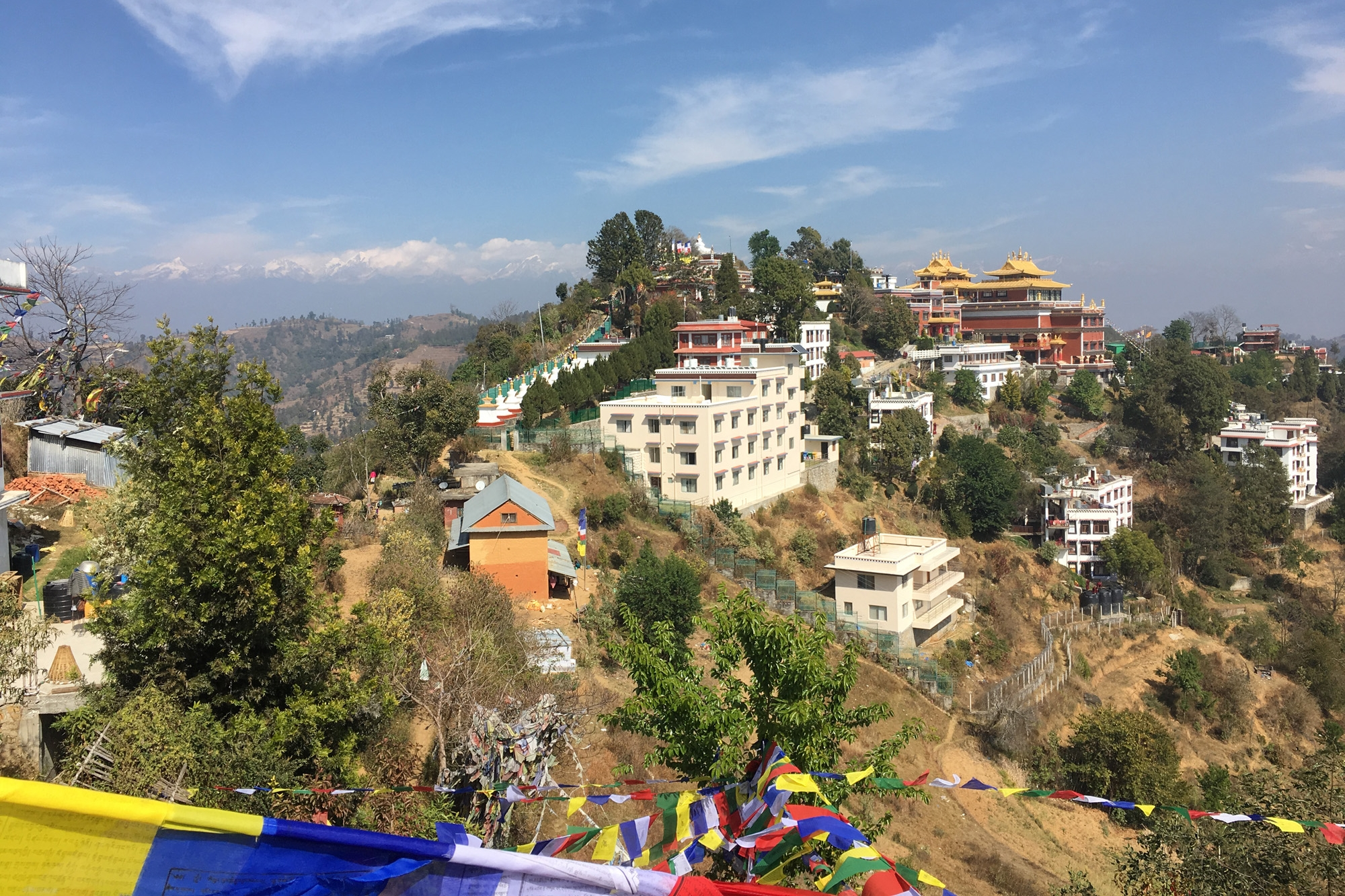 Buddhist Sites Tour in Nepal