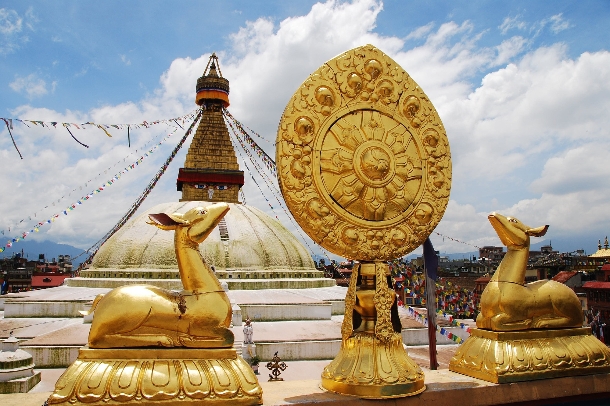 Nepal Cultural-Scenic Tour